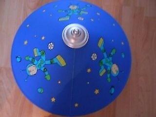 Spaceboy Uplighter Lampshade