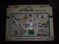Boxed Alaska Airport play set