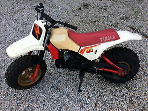 Yamaha big wheel 80