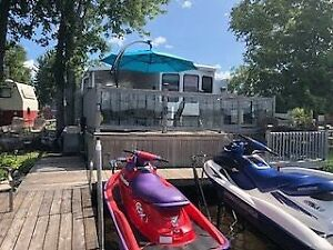 AFFORDABLE WATERFRONT ON CROWE LAKE