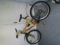 Muddy fox rock n roll pro old style mountain bike