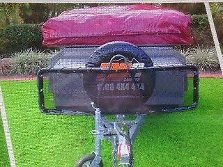 Extreme Off Road Camper Trailer