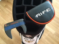 RIFE GENERAL 34 INCH PUTTER IN GOOD CONDITION - £50 - CASH ON COLLECTION ONLY