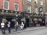 Bar Team Members (EXPERIENCED FULL TIME) For Mitchells & Butlers Pub on Berwick St London W1F 8SR