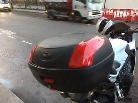 motorcycle 50l Topbox