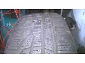 2 Nokian Winter Tyres 175/65/15