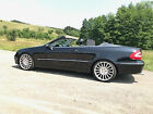 Mercedes CLK 209 Cabrio 500 Test