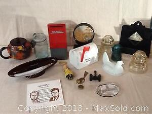 Lot Of Collectibles, Knick Knacks, And More