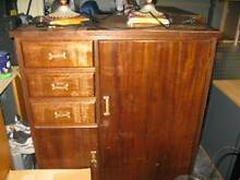 antique wardrobe half size Ashby Wanneroo Area Preview