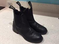 TOGGI Junior Black Leather Riding Boots