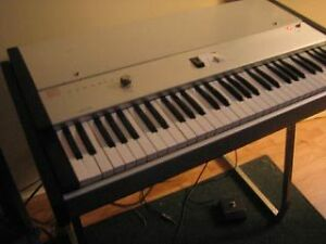 Synth Vintage Italiens très rare