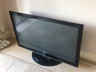 50 Inch LG 1080p HD Plasma TV - Model No. 50PS3000