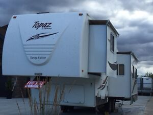Triple E Topaz 5th Wheel Touring Edition FS306 RL