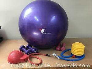 Exercise Equipment Plus