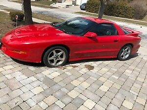 1997 Pontiac Trans Am Coupe (2 door)