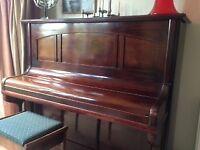 Max Dreyer Piano - beautiful condition.