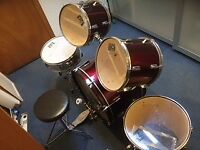 Session Pro Drum Kit with stool