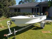 Dinghy 3.9 Doggett Nomad Perth Region Preview