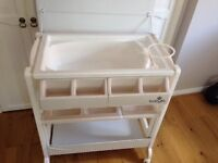 Changing Table Babylo with Bath