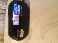 Samsung video camera brand new never used 100$ negotiable