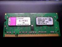 1GB Kingston KFJ-FPC165 DDR2 Laptop Memory Module