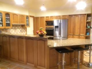 Tassie Oak Kitchen - Beaumont Hills Beaumont Hills The Hills District Preview