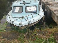 shetland boat 535 cabin cruiser