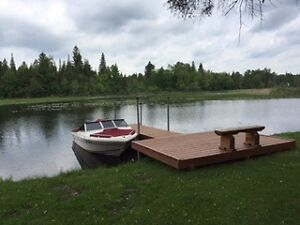 Waterfront family cottage in Bobcaygeon