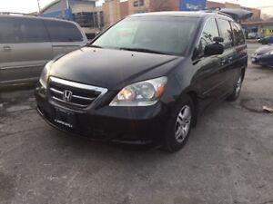 2005 Honda Odyssey EX-L Minivan, Van**SOLD**SOLD**