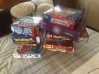 Various family games