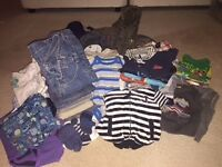 Baby boy 3-6 month used & good condition clothes bundle for sale £25 ONLY!