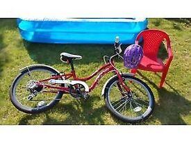 kids bike for £25.0
