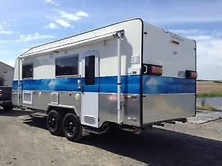 OFF ROAD Caravan - 2012 Otron Spirit Series 1 Inverloch Bass Coast Preview