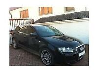 AUDI A3 BREAKING FOR SECOND HAND CAR PARTS