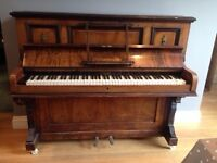 Beautiful Piano (on new castors)