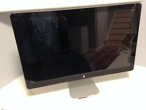 "Apple 27"" Monitor"
