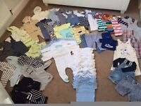 Baby clothes bundle 3-6 months Buyer won't be disappointed excellent condition