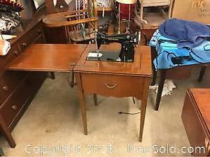 Table Top Kenmore Electric Sewing Machine A