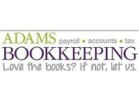 QuickBooks Online Experienced Bookkeeper for Ongoing & Ad Hoc Work - on Surrey/Sussex border