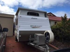 2011 Jayco Starcraft Outback 12ft Carrickalinga Yankalilla Area Preview
