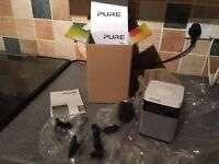 Pure Outlet Pop Mini Radio alarm