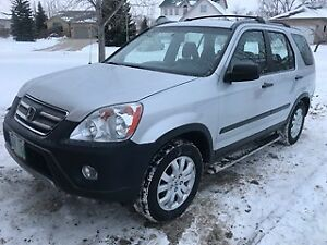 2006 Honda CR-V top of the line SE model  AWD, automatic