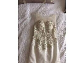 NEW Prom/ Wedding / Cruise / Evening Dress £80 Size 10