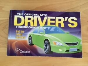 Ministry of Transportation Ontario- Drivers Handbook