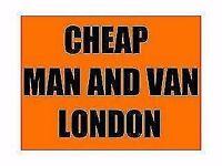 Cheap man and van....
