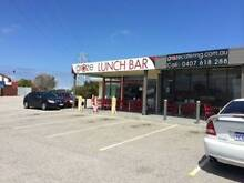 Great Lunch Bar in Hamilton Hill. Hamilton Hill Cockburn Area Preview