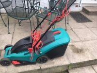 Electric Lawn Mower - BOSCH