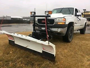 2002 Gmc 2500 plowtruck