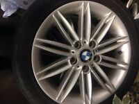 BMW M Sport Tyre's With Alloys *Bargain* Set Of 4!