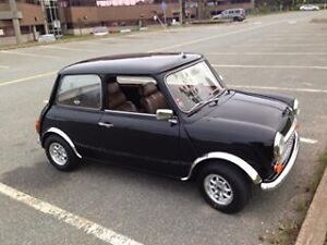 Looking to trade Austin Mini for Snowmobile